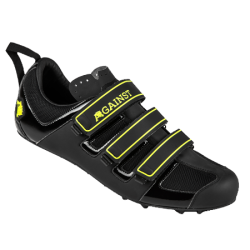 Rowing shoes matte yellow