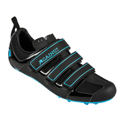 Rowing shoes matte blue