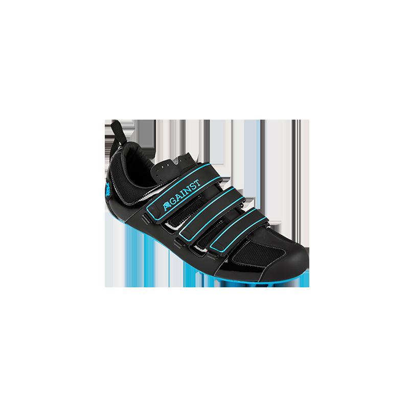 Rowing shoes matte blue