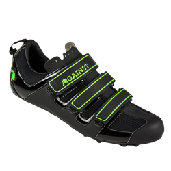 Rowing shoes matte green